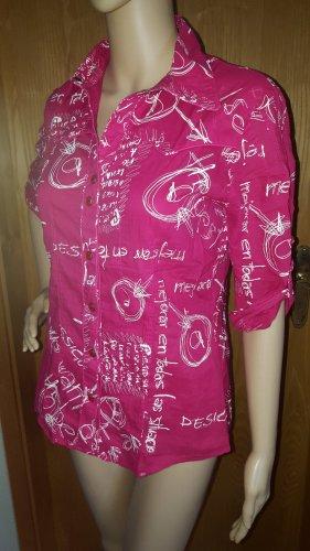 *DESIGUAL*wNEU M Bluse Hemd 100% Baumwolle