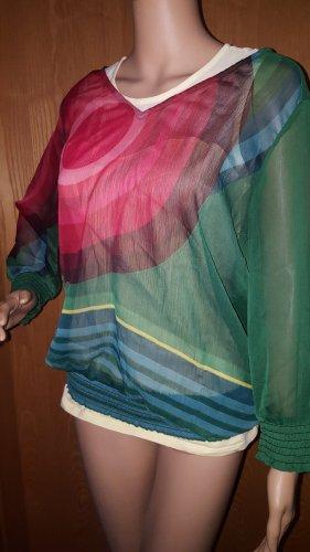 Desigual Blouse-chemisier multicolore