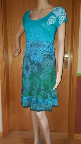Desigual A Line Dress multicolored