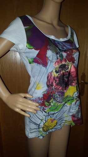 *DESIGUAL*wNEU XL/L Shirt Rundhals