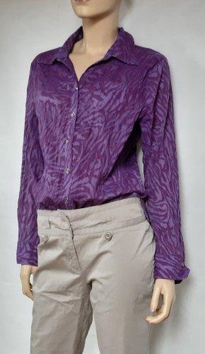 Desinger's Bluse Lila Gr. 40 - Neuwertig