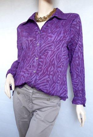 DESIGNER'S Crash Blouse purple-lilac