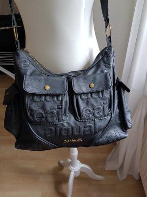 desiqual Shoulder Bag black