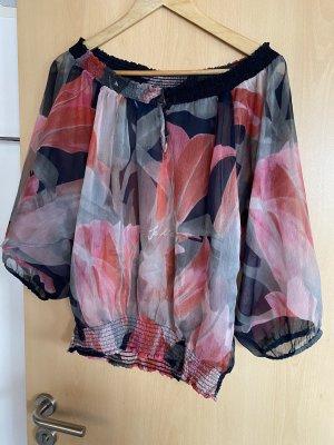 desiqual Transparent Blouse multicolored