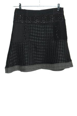 desiqual Miniskirt flecked casual look