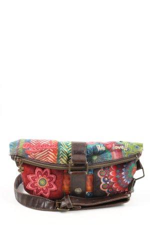 desiqual Mini Bag mixed pattern casual look