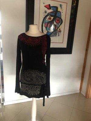 desiqual Long Shirt black-bordeaux