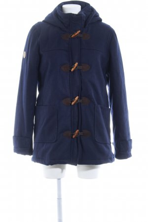 desires Winterjacke dunkelblau Casual-Look