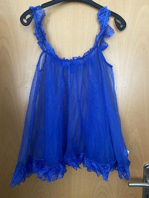 Negligé azul