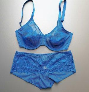 Dessous-Set BH + Hipster Lagoon Blue