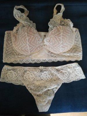 Intimissimi Set lingerie crema