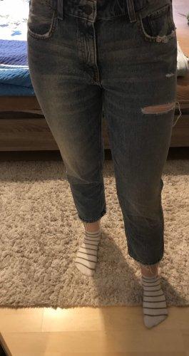 Cheap Monday Jeans boyfriend multicolore