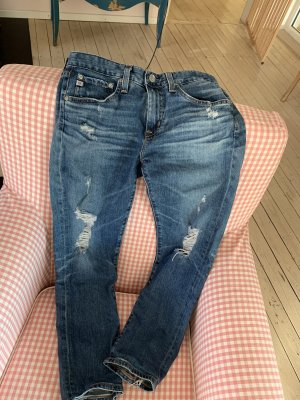 Adriano Goldschmied Jeans boyfriend bleu