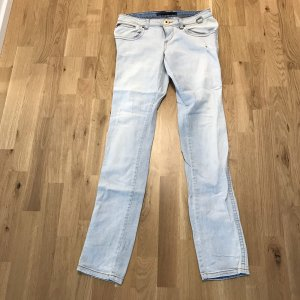 Only Stretch Jeans pale blue