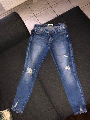 Destroyed Jeans Mango Größe 36