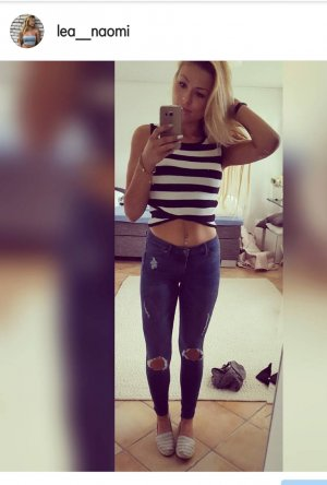 Cheap Monday Skinny Jeans white-dark blue