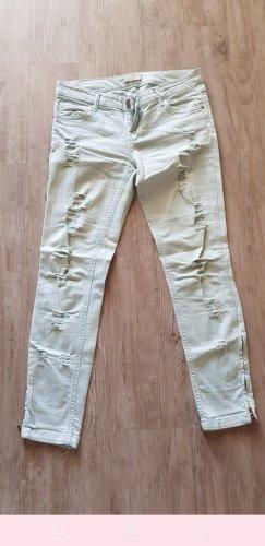 Destroyed Jeans Mint