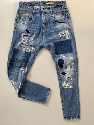 Destroyed Jeans PLEASE