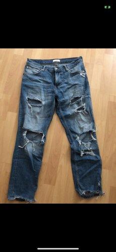 Destroyed jeans von zara
