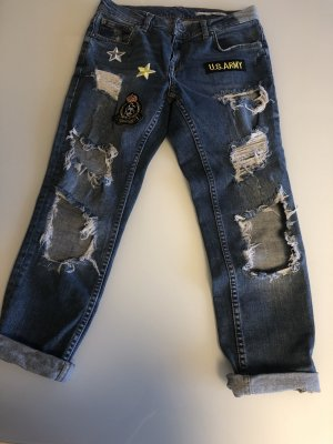 Destroyed Jeans ZARA