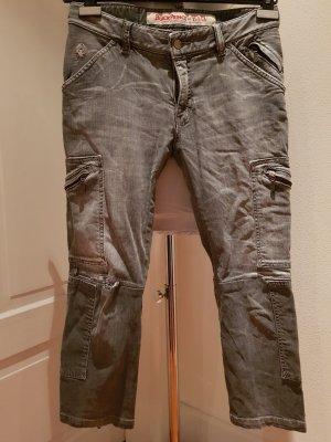 Belstaff Pantalone a 3/4 grigio