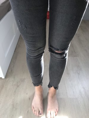 Destroyed ZARA Jeans