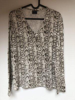 Details zu   ZOE Langarmshirt, Größe L, Viskose, Elegant