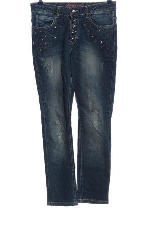 Detroit 37 High Waist Jeans