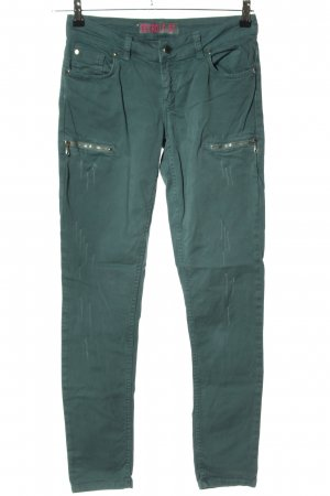 Detroit 37 Skinny Jeans blau Casual-Look