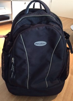 Deuter Trekking Backpack black