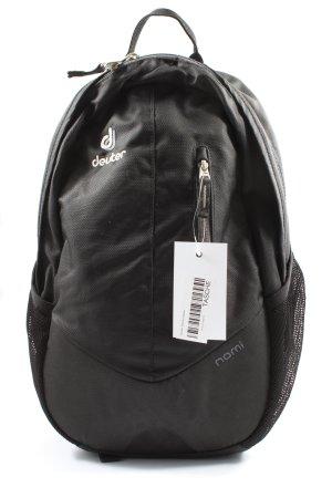 Deuter Mochila escolar negro look casual