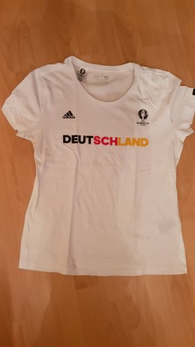 Adidas Camiseta blanco
