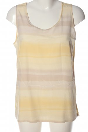 Devernois Blouse Top striped pattern casual look