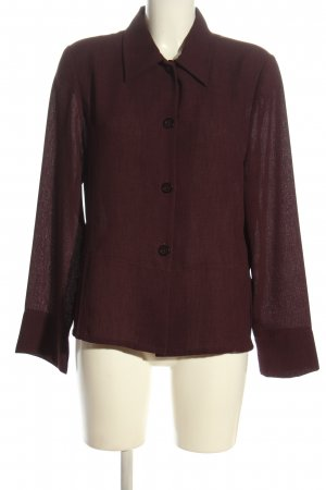 DeVille Hemd-Bluse rot Business-Look