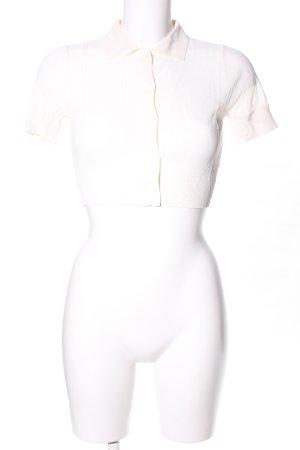 Devon Windsor Cropped Shirt creme Business-Look