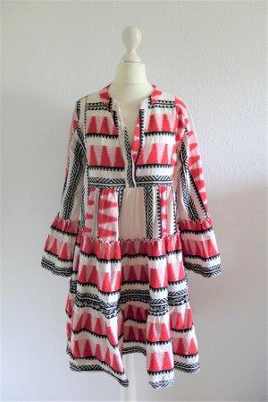 Devotion Hippie Dress multicolored cotton