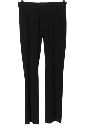 "Deyk Pantalon de costume ""W-k7lpxb"" noir"