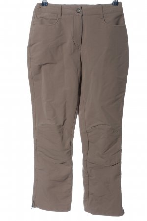 Deyk Connemara Pantalon en jersey brun style décontracté