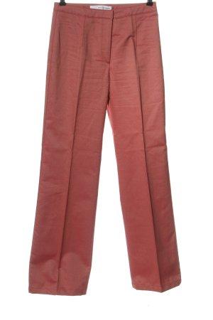Deyk Connemara Pantalon en jersey rouge style décontracté