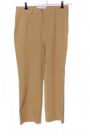 Deyk Connemara Stoffhose braun Business-Look