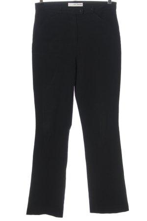 Deyk Connemara Pantalon en jersey noir style d'affaires
