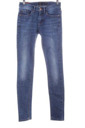 Deyk Jeans skinny blu stile casual