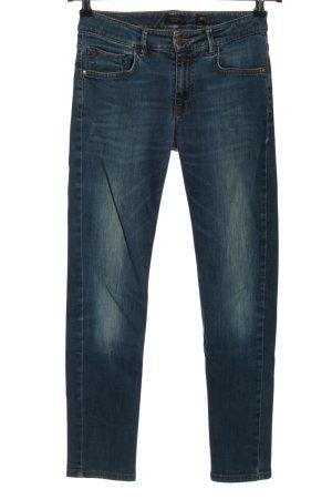 Deyk Jeans slim fit blu stile casual