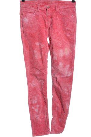 Deyk Slim Jeans pink Casual-Look