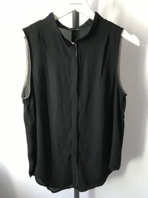 Dezente Bluse ohne Arm