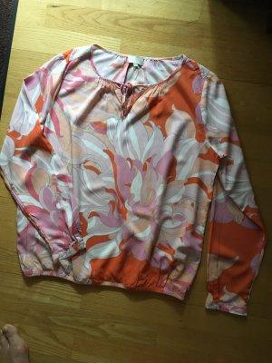 Milano Long Sleeve Blouse multicolored viscose