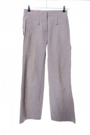 Marlene Trousers light grey elegant