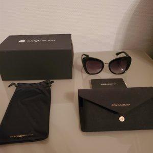 Dolce & Gabbana Gafas de sol ovaladas gris