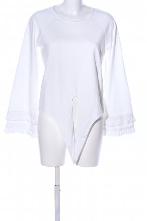 dh New York Sweatshirt weiß Elegant