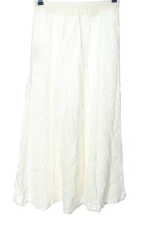 di Bari Maxi Skirt white casual look